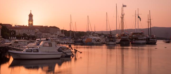 Insula Krk, o destinatie foarte populara pentruturisti