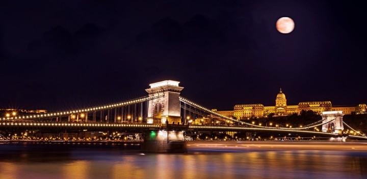 Budapesta, un orassplendid!