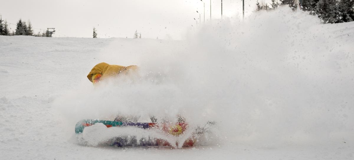 Statiunea sporturilor de iarna - Vatra Dornei