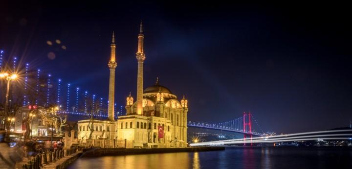 ISTANBUL, ORIENTUL DE LĂNGANOI