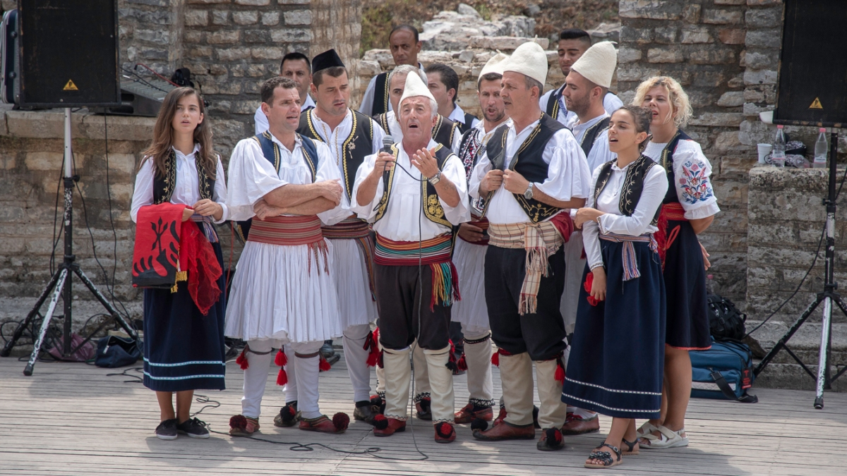 ALBANIA, MINUNATA TARA....!