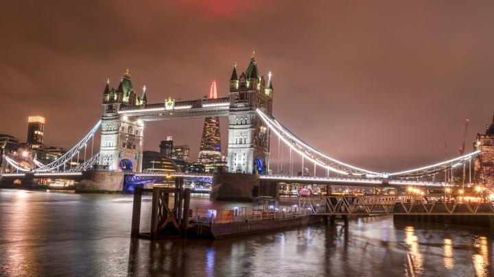 LONDRA, INCONTESTABIL, ORAS ALLUMINII
